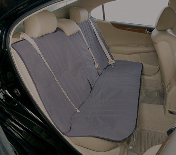 Rear Seat Grey